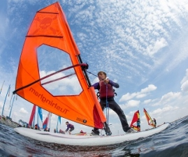 Youth Windsurfing