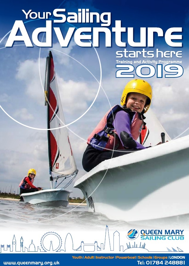 2019 QMSC front cover